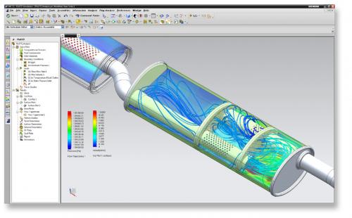 FloEFD for Siemens NX®