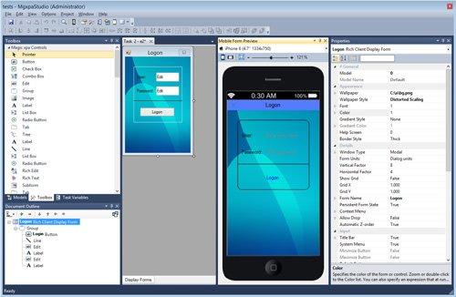 1. Produktbild Magic xpa - Entwicklungs- und Applikationsplattform