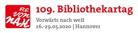 Messelogo Bibliothekartag 2020