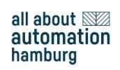 Messelogo all about automation 2019