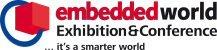 Messelogo embedded world 2020