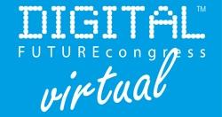 Messelogo Global DIGITAL FUTUREcongress 2021