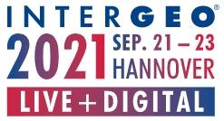 Messelogo INTERGEO 2021