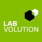 Messelogo LABVOLUTION 2019
