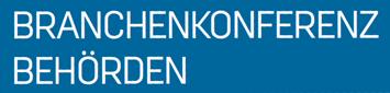 Messelogo Branchenkonferenz Behörden 2019