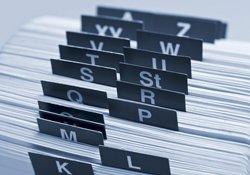 Auswahl von Adressdatenbanken