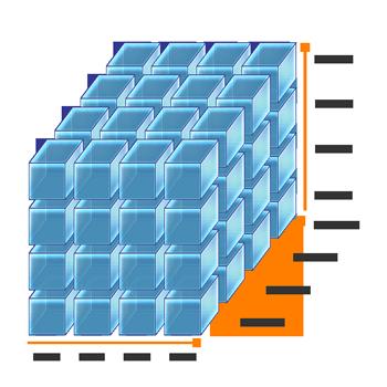 Dimensionswürfel