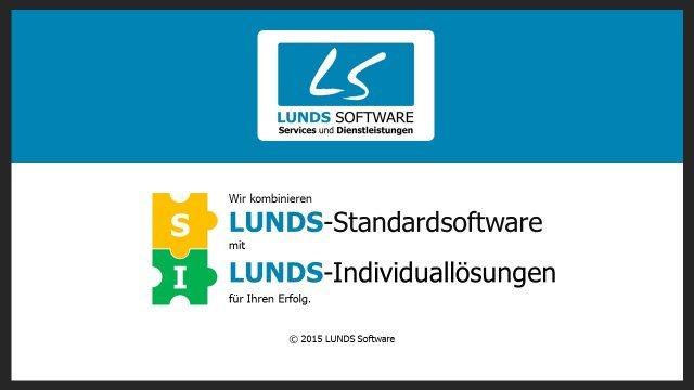 1. Produktvideo LUNDS Büro - Die individuelle Handwerkersoftware für den Mac