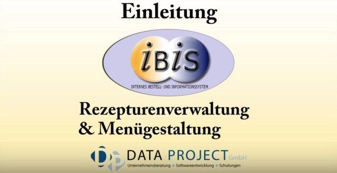 Produktvideo: IBIS - Vorstellung Rezepturen Modul