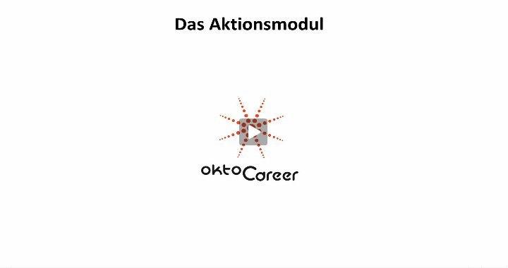 4. Produktvideo OktoCareer - Lösung für die Personalberatung / Personalvermittlung