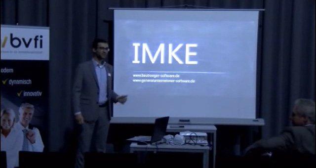 2. Produktvideo IMKE - die Bauträger-Software