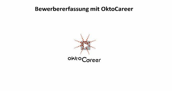 6. Produktvideo OktoCareer - Lösung für die Personalberatung / Personalvermittlung