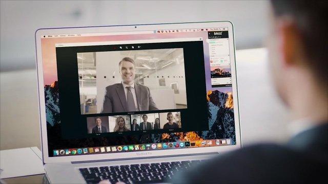 1. Produktvideo blizz - Meeting- und Kollaborationstool