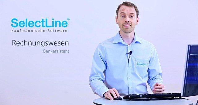 1. Produktvideo SelectLine Rechnungswesen