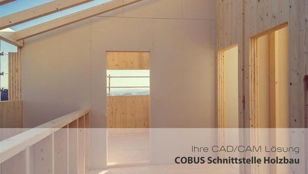 COBUS Schnittstelle Holzbau/Fassade