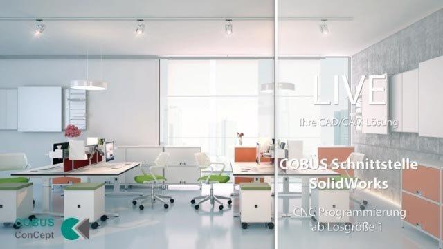 Schnittstelle SolidWorks