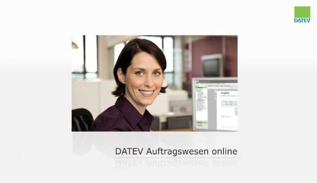 1. Produktvideo DATEV Auftragswesen online