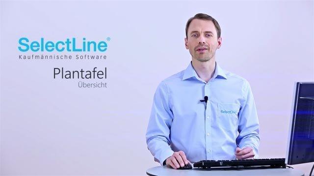 1. Produktvideo SelectLine Plantafel