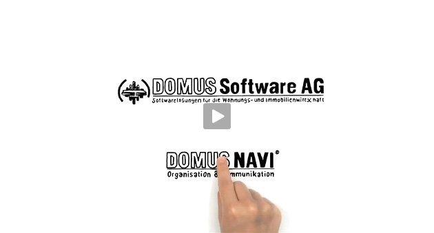 1. Produktvideo DOMUS NAVI - Organisations- & Kommunikationssoftware