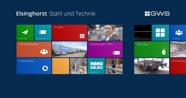 Referenzvideo der Elsinghorst Stahl und Technik GmbH