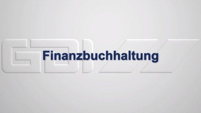1. Produktvideo GDI-Finanzbuchhaltung