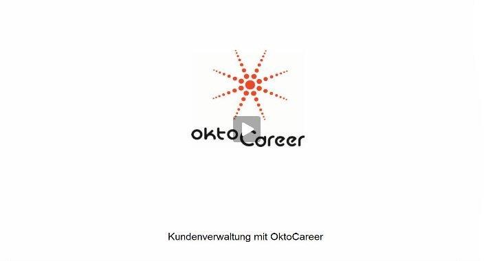 5. Produktvideo OktoCareer - Lösung für die Personalberatung / Personalvermittlung