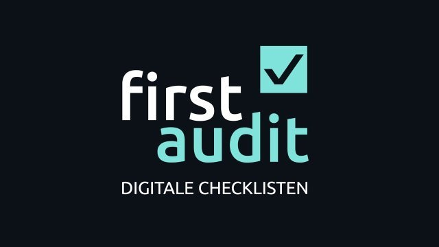 1. Produktvideo firstaudit - Digitale Checklisten App