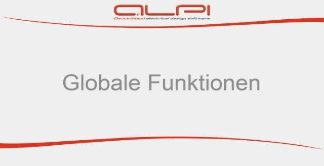 3. Produktvideo ALPI CANECO BT - Berechnung von Niederspannungsanlagen