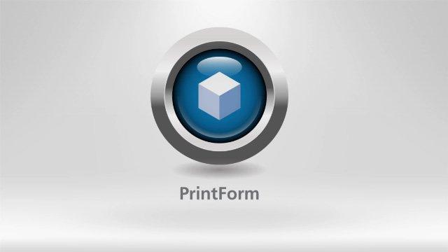 1. Produktvideo PrintForm