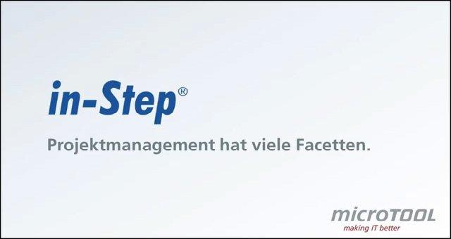 in-Step - Ein Streifzug durch das Werkzeug
