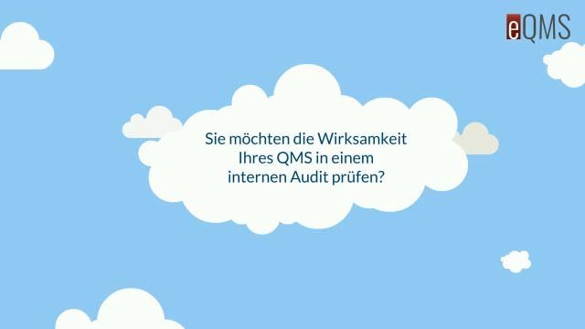 2. Produktvideo eQMS - Software für Qualitätsmanagement, ab 40 EUR/mtl.