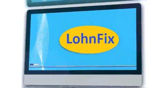 1. Produktvideo LohnFix ® -- Lohnabrechnung