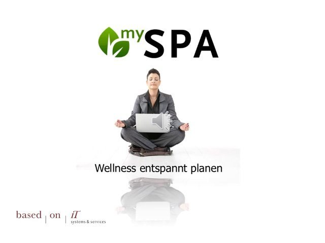 1. Produktvideo MY SPA - der Wellness Planer
