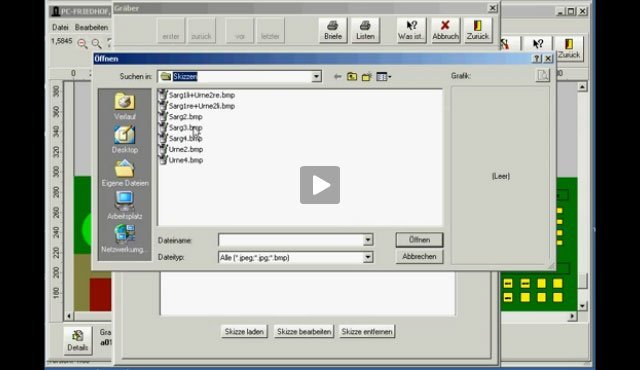 7. Produktvideo  PC-FRIEDHOF Software zur Friedhofsverwaltung