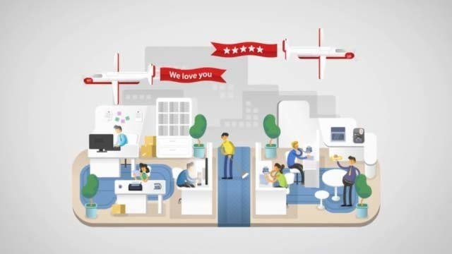 1. Produktvideo trueAct™ Multichannel Customer Service Solution