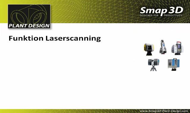 1. Produktvideo Smap3D ScanToCAD