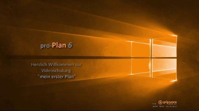 1. Produktvideo pro-Plan - für die Projektplanung und Bauzeitenplanung