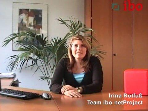 1. Produktvideo  ibo netProject Projektmanagement Software