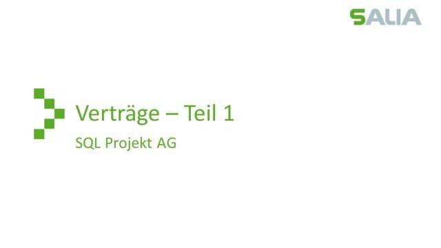 2. Produktvideo – Verträge Teil I
