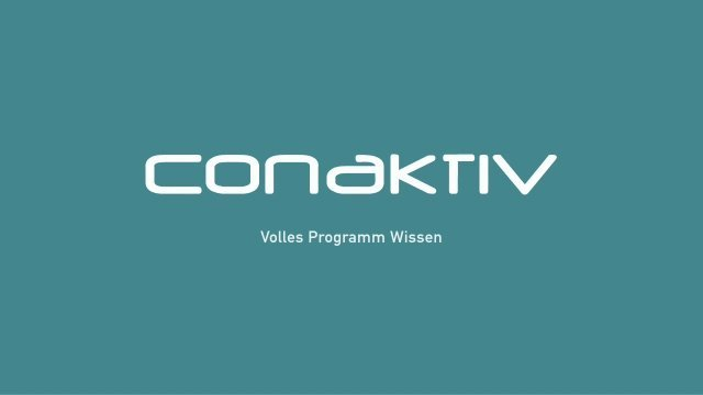 1. Produktvideo ConAktiv IT