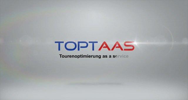 1. Produktvideo TOptaaS - Tourenplanung und Tourenoptimierung als Service