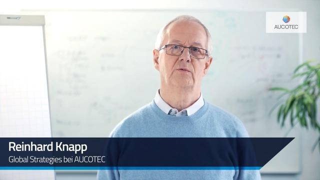 Was ist Engineering Base? Reinhard Knapp im Interview - AUCOTEC