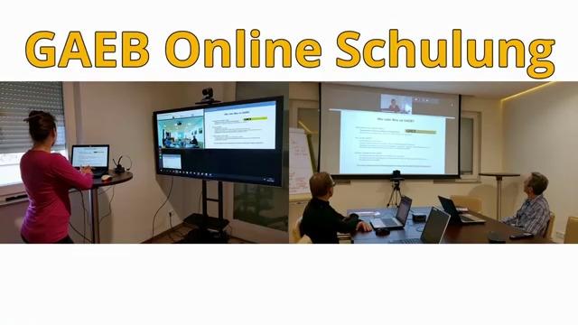 GAEB-Online-Seminare