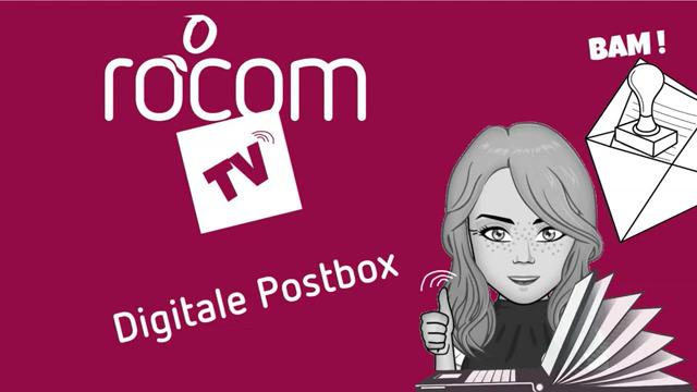 Die digitale Postbox