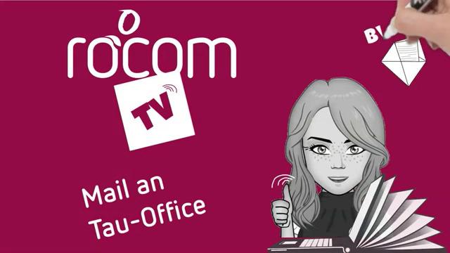 Funktion: E-Mail an Tau-Office (Dokumente digitalisieren)