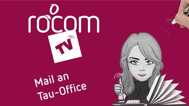 Funktion: E-Mail an Tau-Office (Dokumente digitalisieren