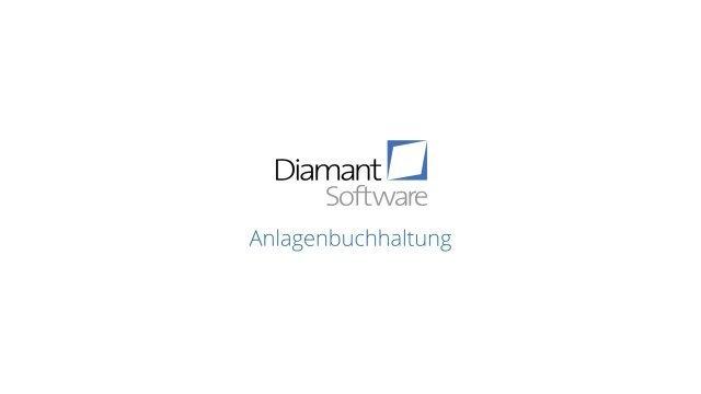 Diamant 2020 Anlagenbuchhaltung