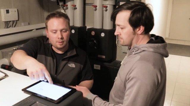 Mobile Auftragsbearbeitung (Aufträge) mit der shm Handwerkersoftware