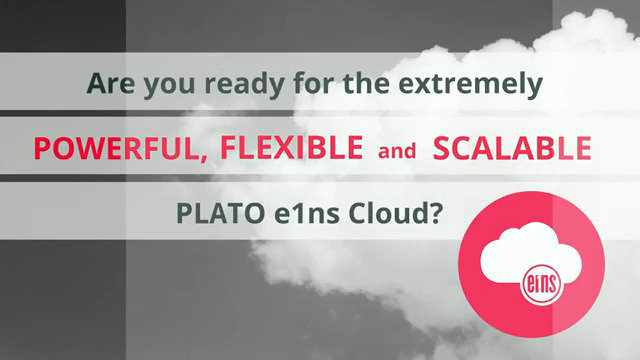 PLATO e1ns Cloud | Accelerate Collaboration, Innovation and Quality