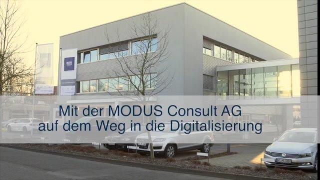 Mit der MODUS Consult AG auf dem Weg in die Digitalisierung